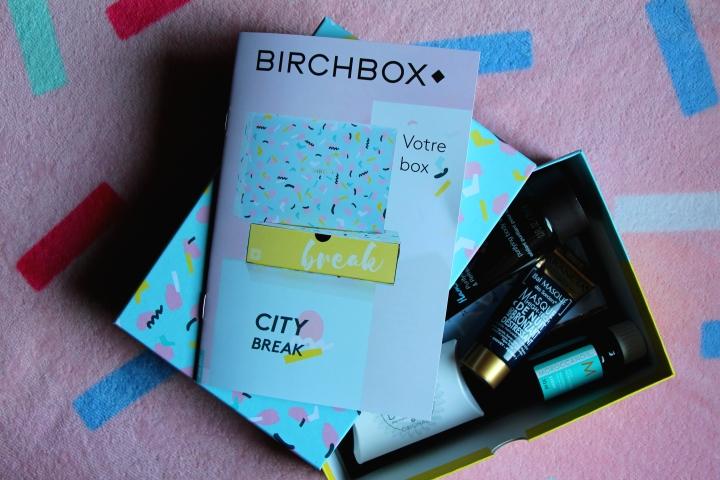 birchbox juin 2017 2
