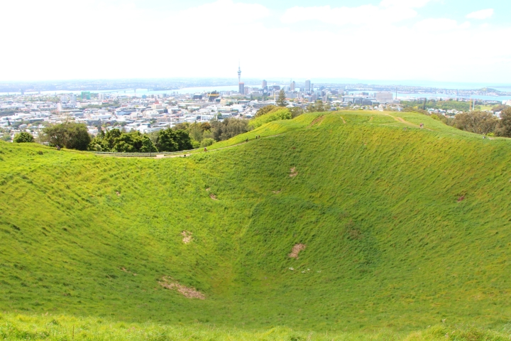 3 mois en Nouvelle-Zélande: 1 semaine àAuckland