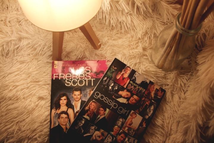 Mes séries préférées