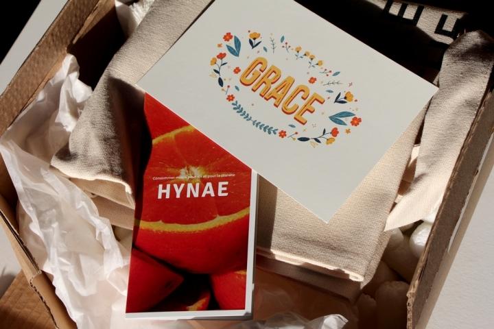 Hynaé : La premièrebox