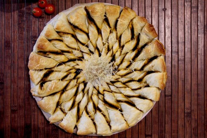 La tarte soleil de tataChristine