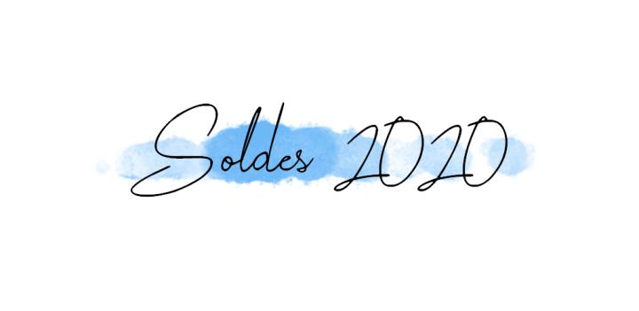 Sélection #SoldesHiver2020