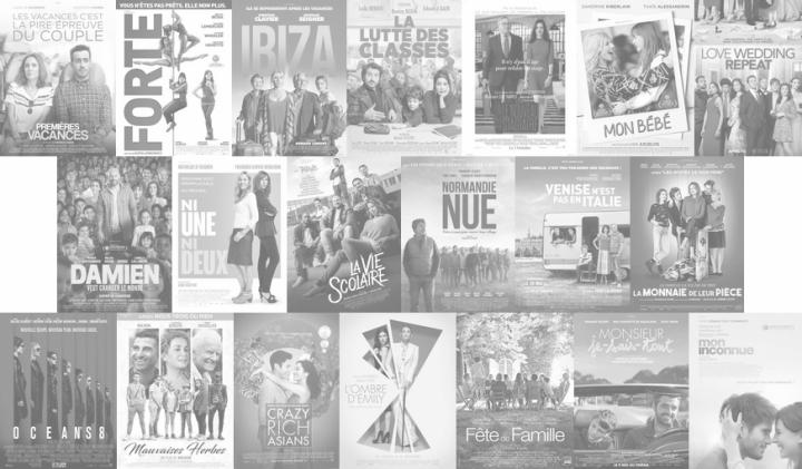 Derniers films vu