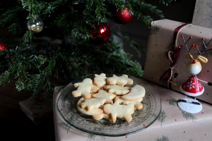 Sablés de Noël à lanoisette